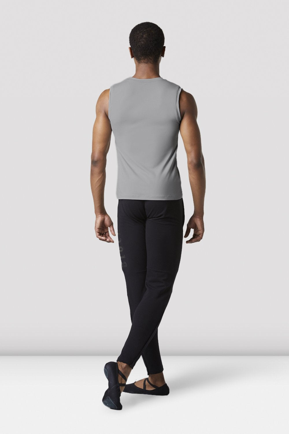 Mens Warm Up Logo Track Pant - BLOCH US