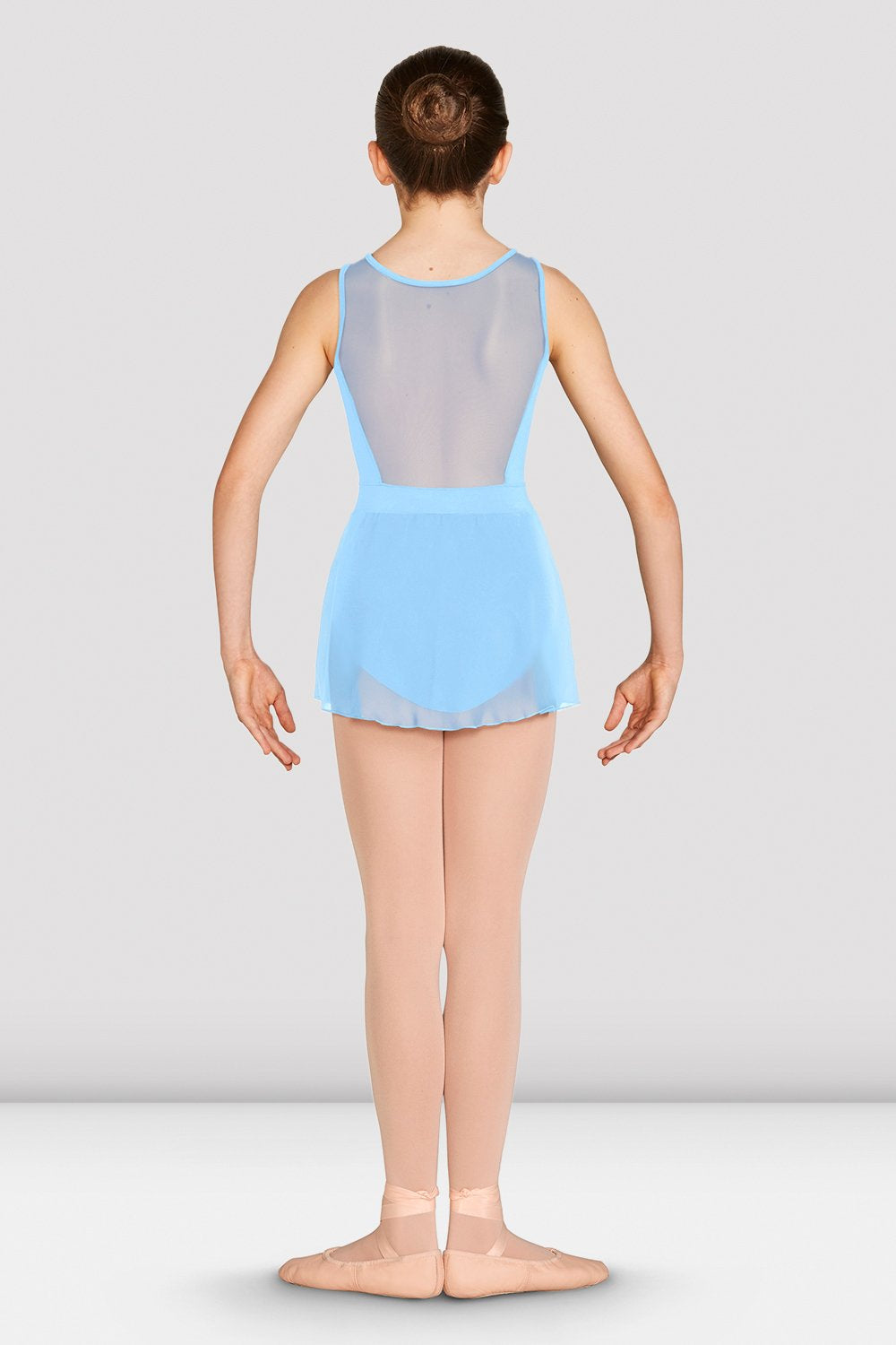 Girls Caidyn Skirted Tank Leotard - BLOCH US