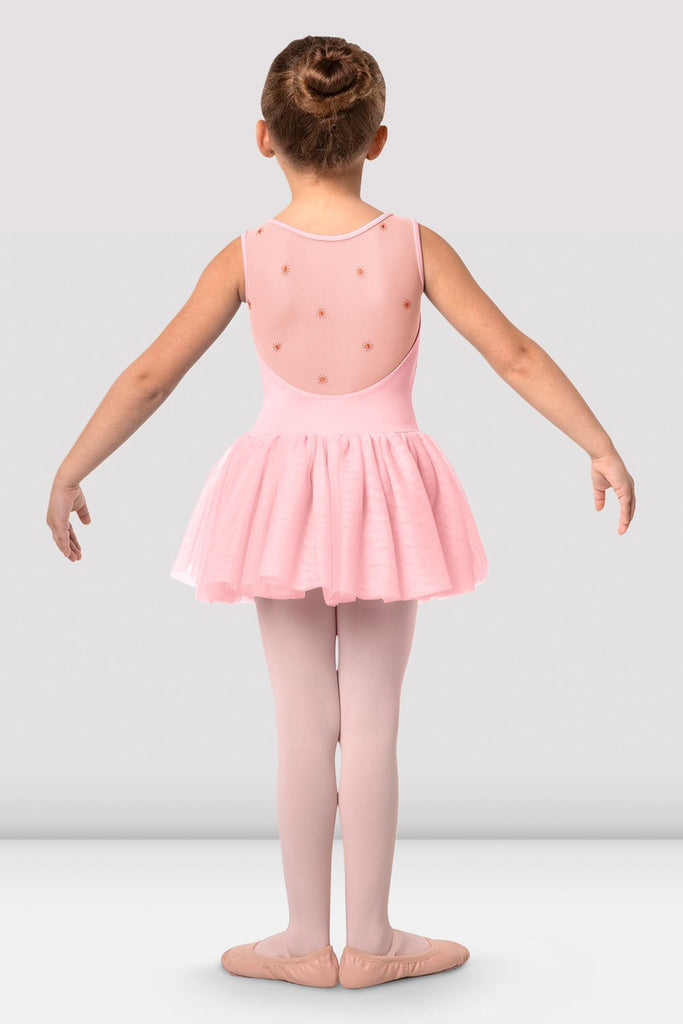 Girls Coralina Sweetheart Tank Tutu Dress - BLOCH US