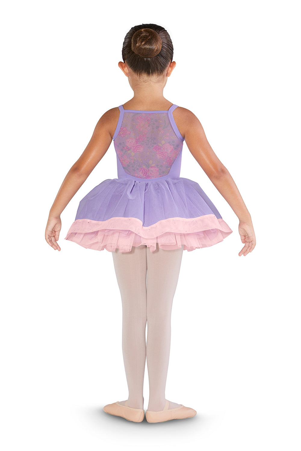 Girls Frances Two Tone Tutu Skirt
