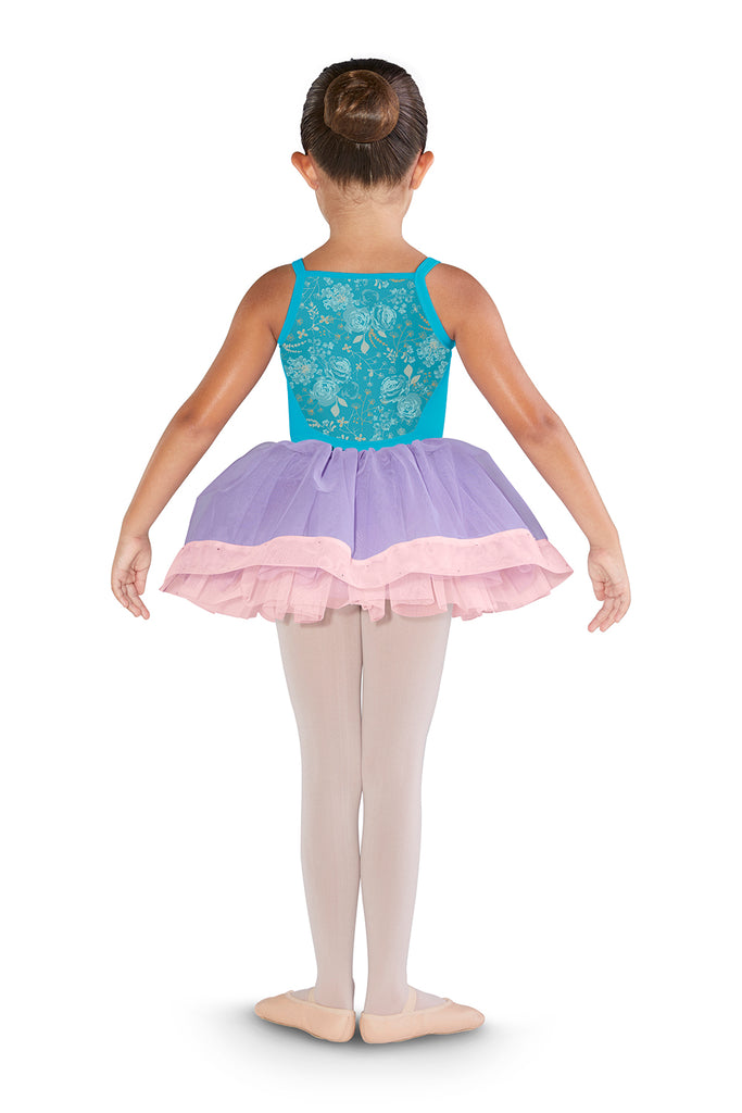 Girls Frances Two Tone Tutu Skirt - BLOCH US