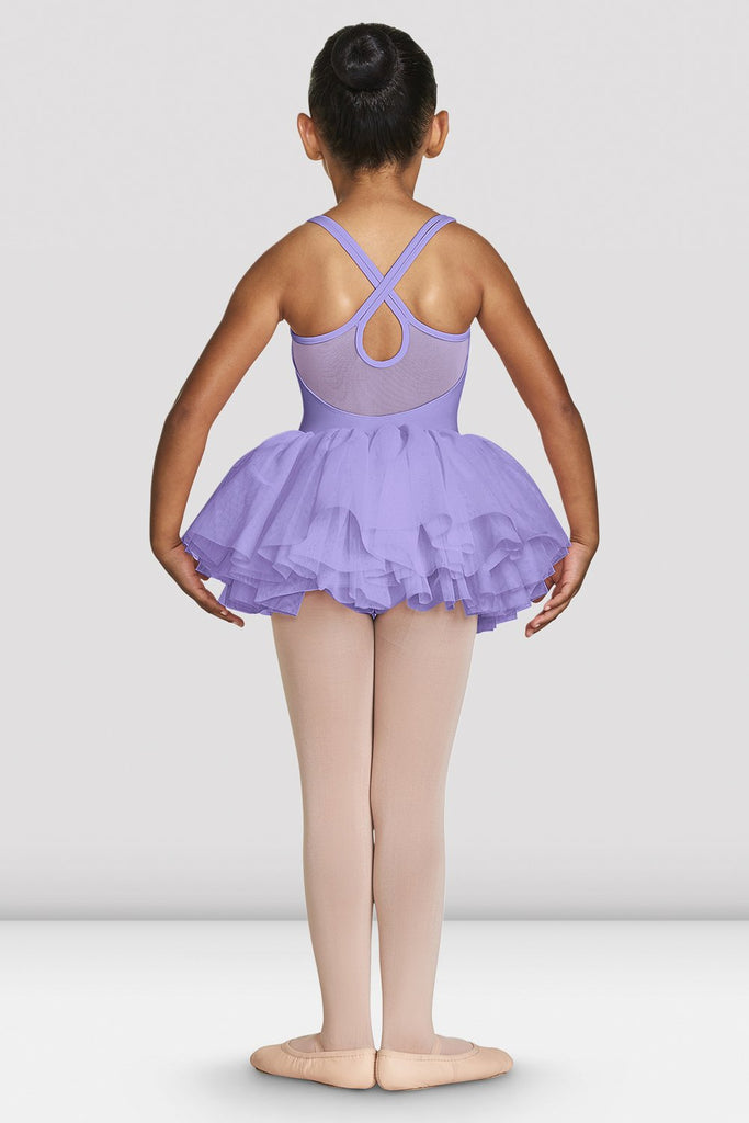 Girls Althea Mesh Back Camisole Tutu Leotard - BLOCH US