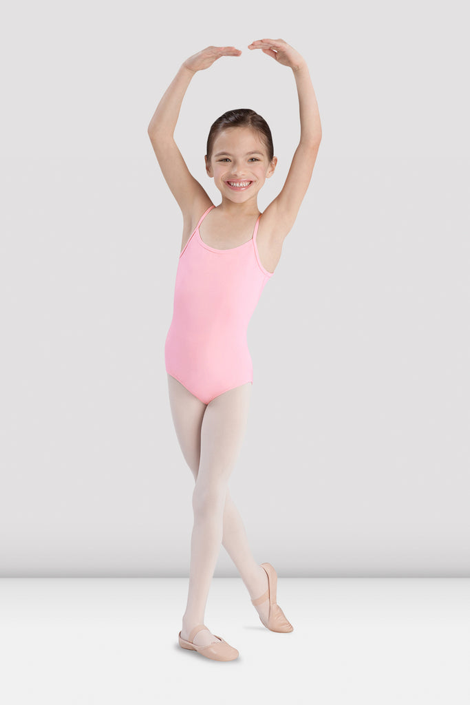 Girls Basic Camisole Leotard - BLOCH US