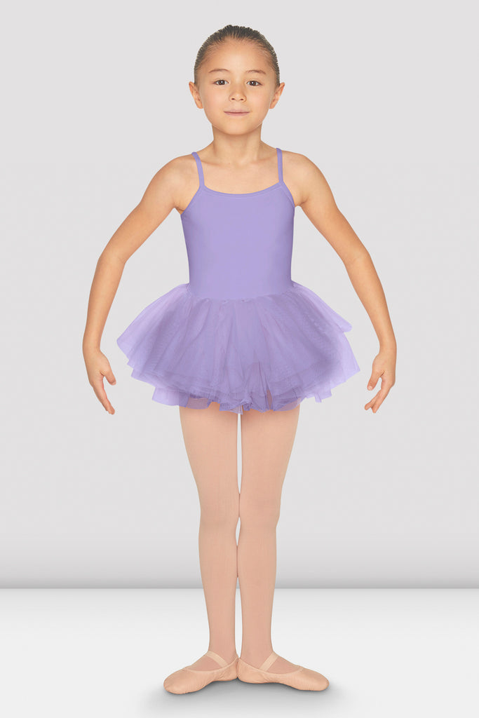Girls Dollie Back Camisole Tutu Leotard - BLOCH US