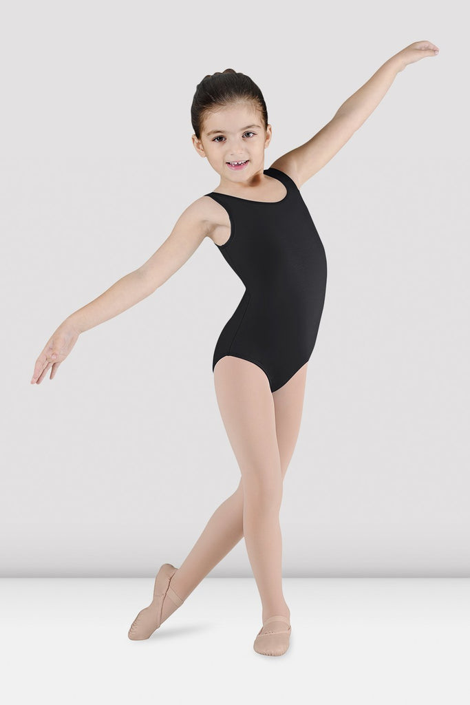 Girls Dynamic Tank Leotard - BLOCH US