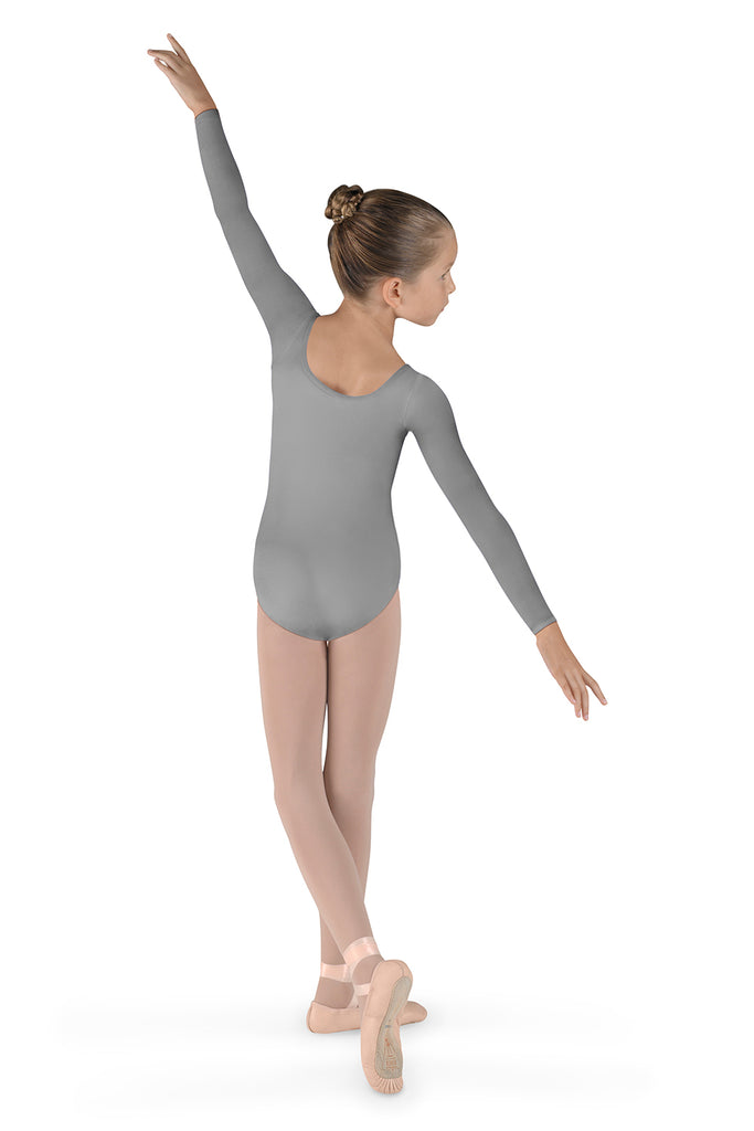 Girls Meglio Long Sleeve Leotard - BLOCH US