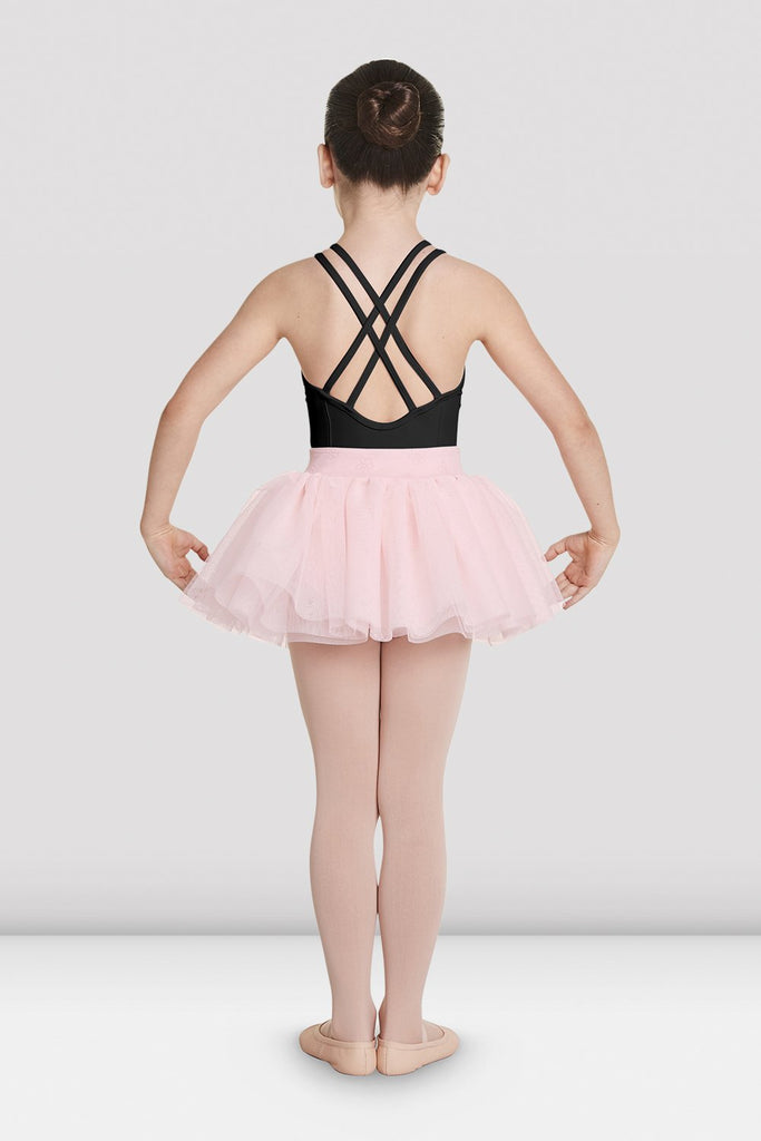 Girls Chika Cross Back Leotard - BLOCH US