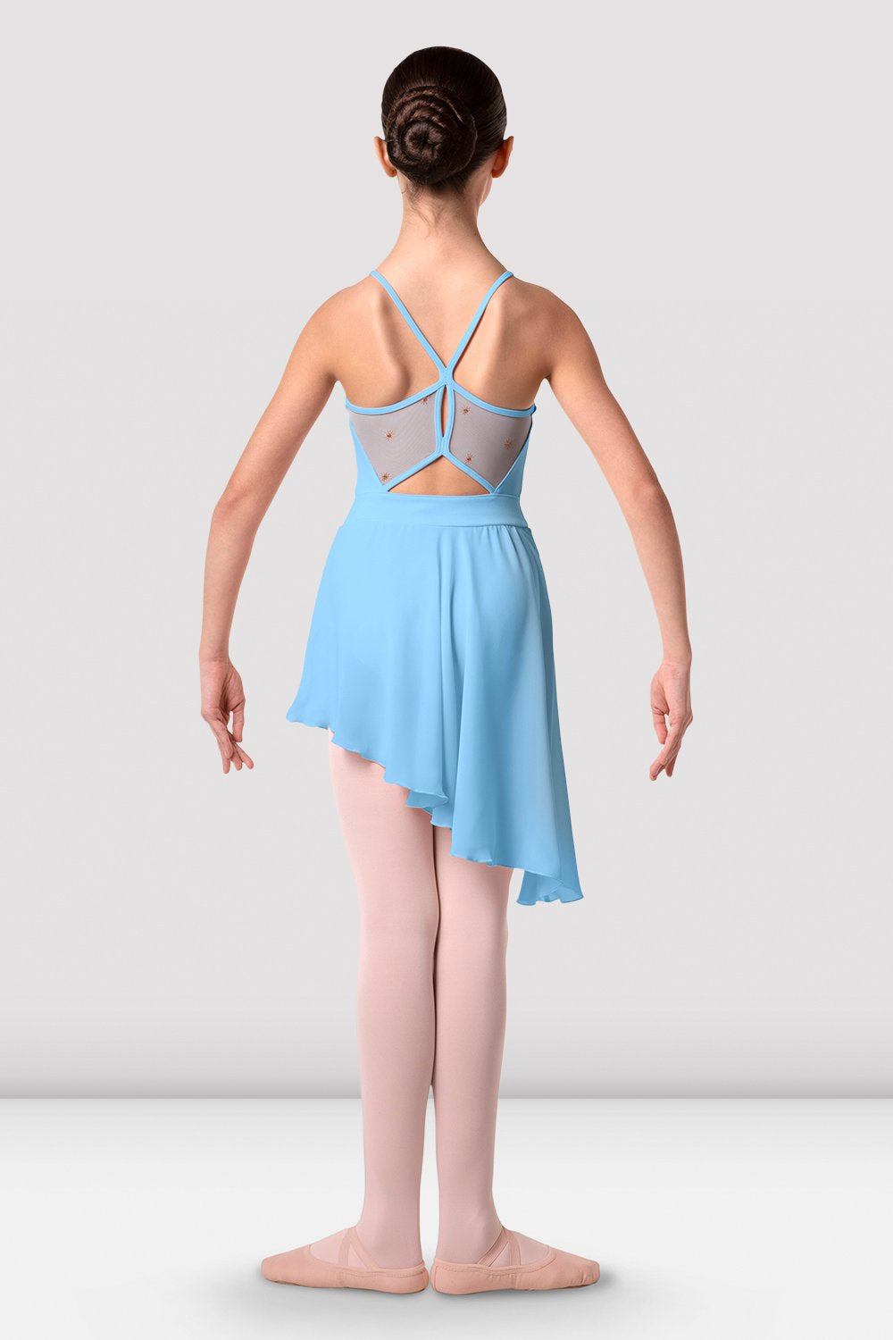 Girls Eurika Camisole Skirted Leotard - BLOCH US