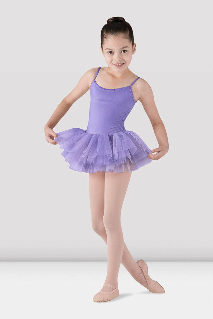 Girls Milani Camisole Tutu Dress