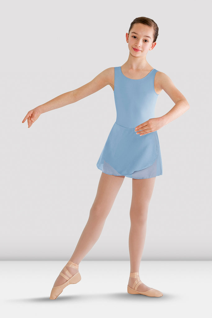 Girls Riya Skirted Tank Leotard - BLOCH US