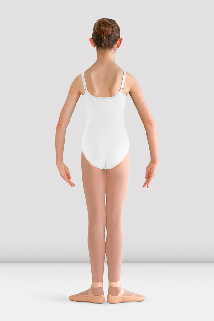 Girls Pranay Adjustable Strap Leotard - BLOCH US