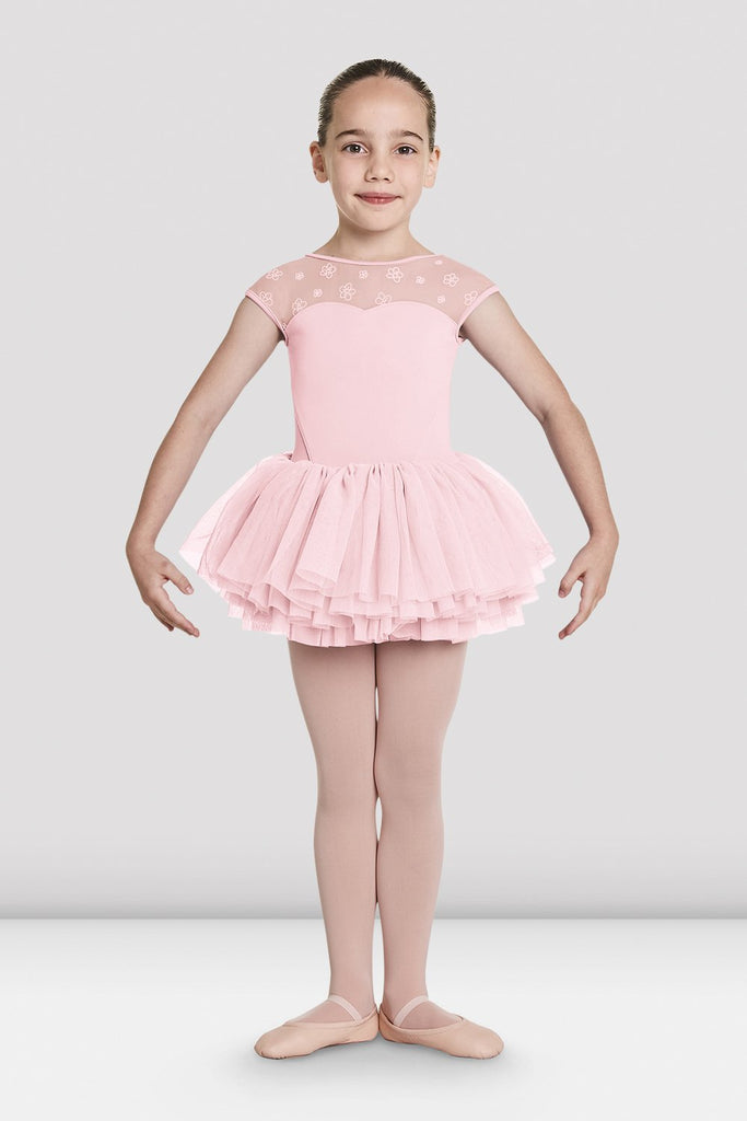 Girls Bridine Tutu Leotard