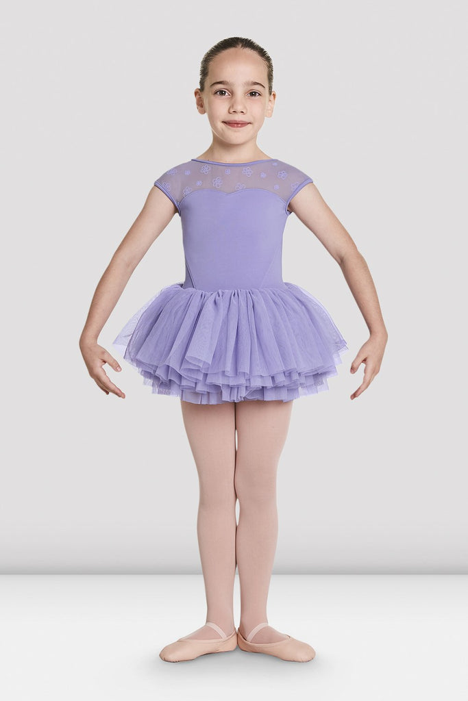 Girls Bridine Tutu Leotard - BLOCH US
