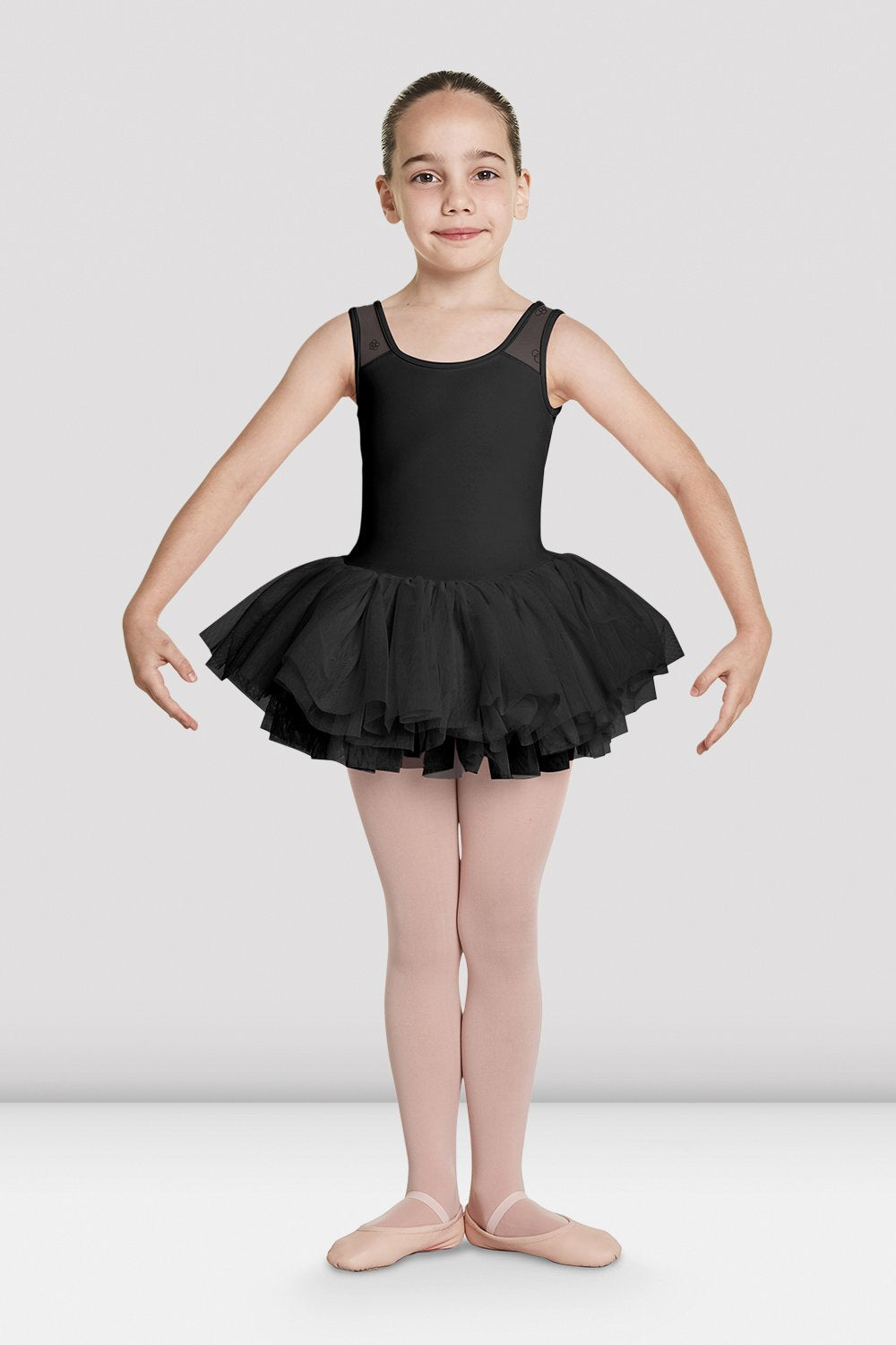 Girls Aiko Tutu Tank Leotard - BLOCH US