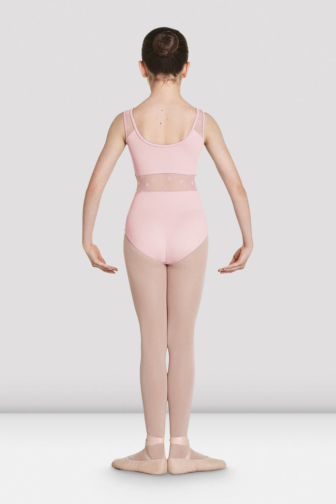 Girls Allena Tank Leotard - BLOCH US