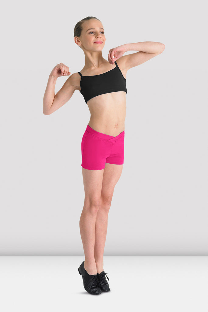 Girls Matea V Front Shorts - BLOCH US