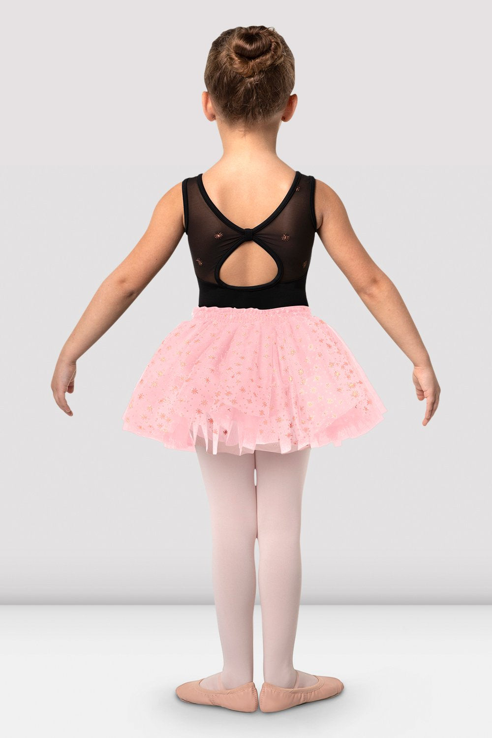 Girls Rosemary Glitter Tutu Skirt - BLOCH US