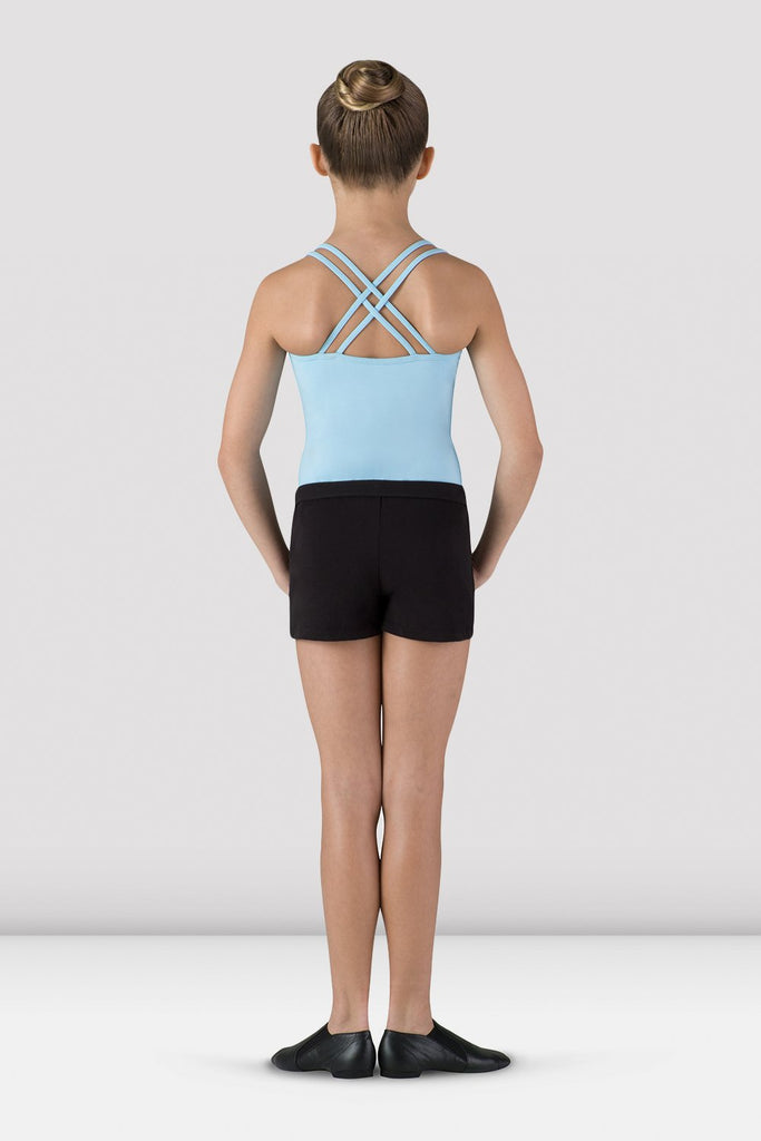 Girls Arriere V Front Shorts - BLOCH US
