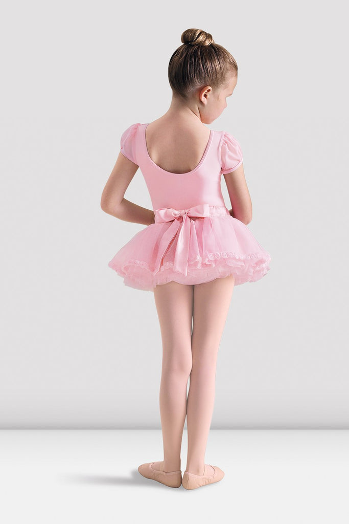Girls Okalani Frill Trim Tutu - BLOCH US