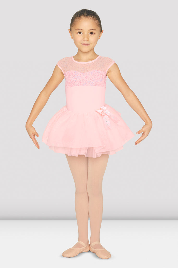 Girls Ciarra Tutu Skirt With Bow - BLOCH US