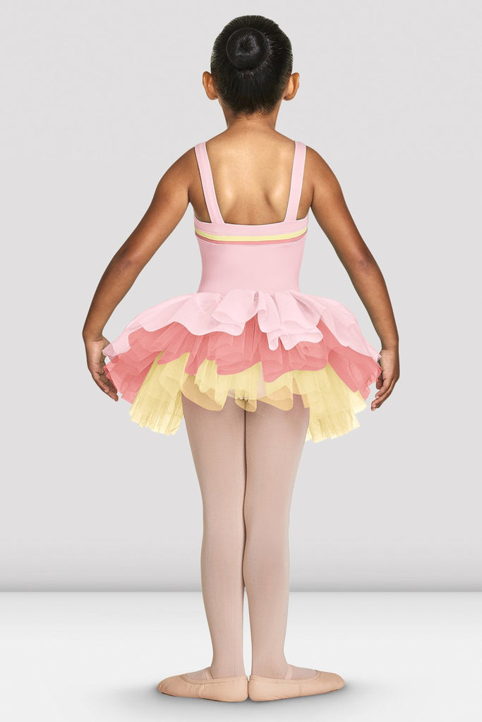 Girls Lenora Contrast Tutu Skirt - BLOCH US