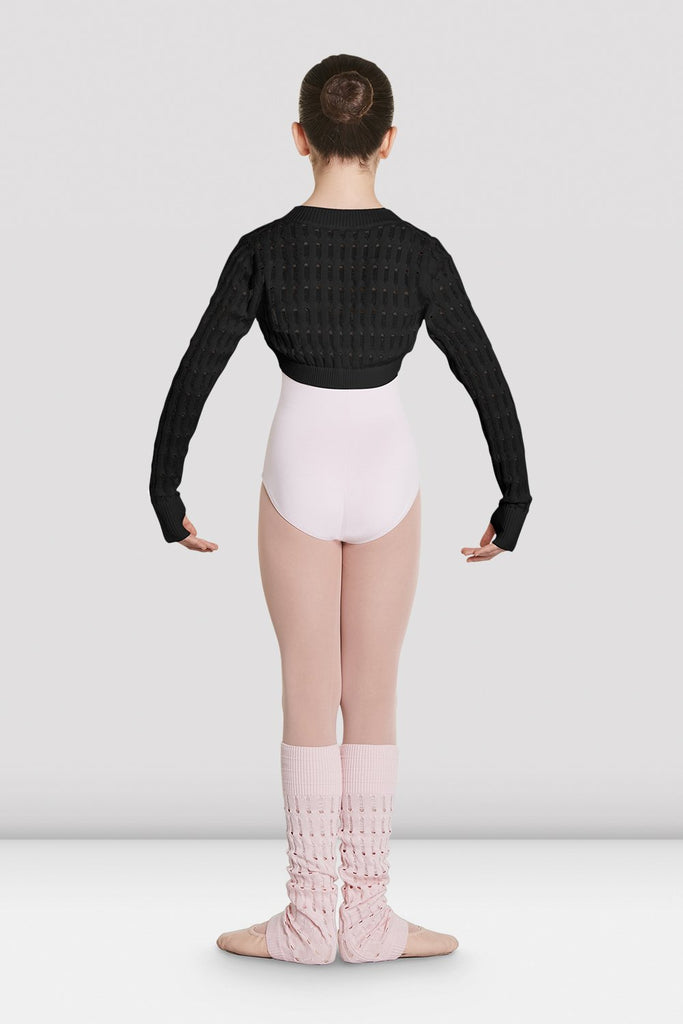 Girls Roesia Knitted Long Sleeve Shrugs - BLOCH US