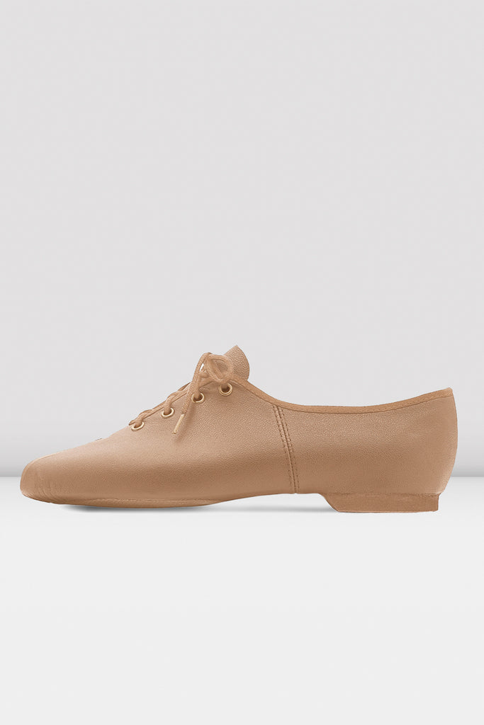 Ladies Dance Now Split Sole Leather Jazz Shoes - BLOCH US