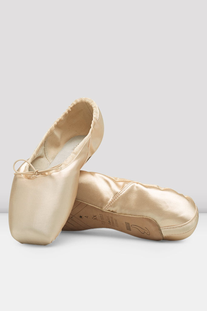 Balance European Strong Pointe Shoes - BLOCH US