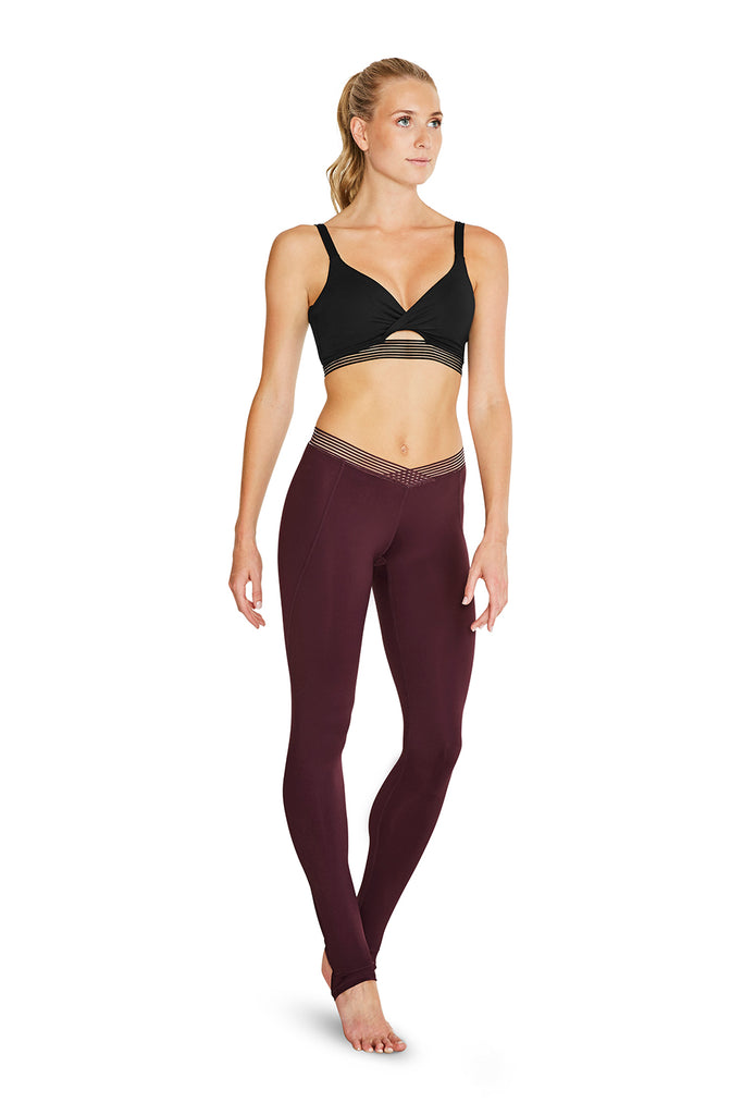 Ladies Distinction Stirrup Legging - BLOCH US