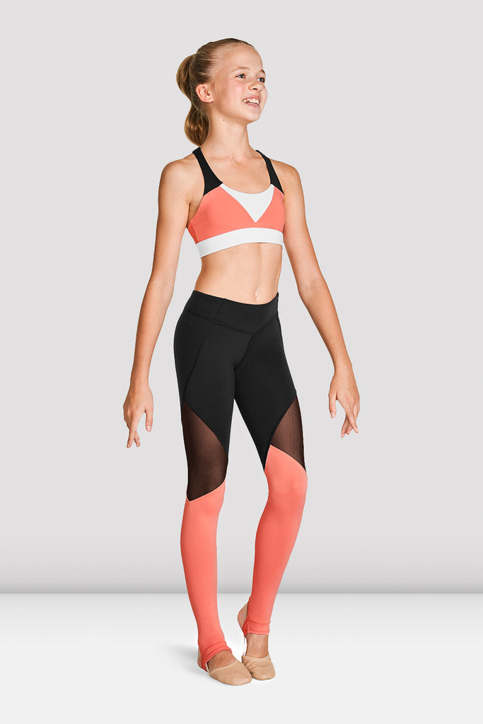 Girls Full Length Leggings - BLOCH US