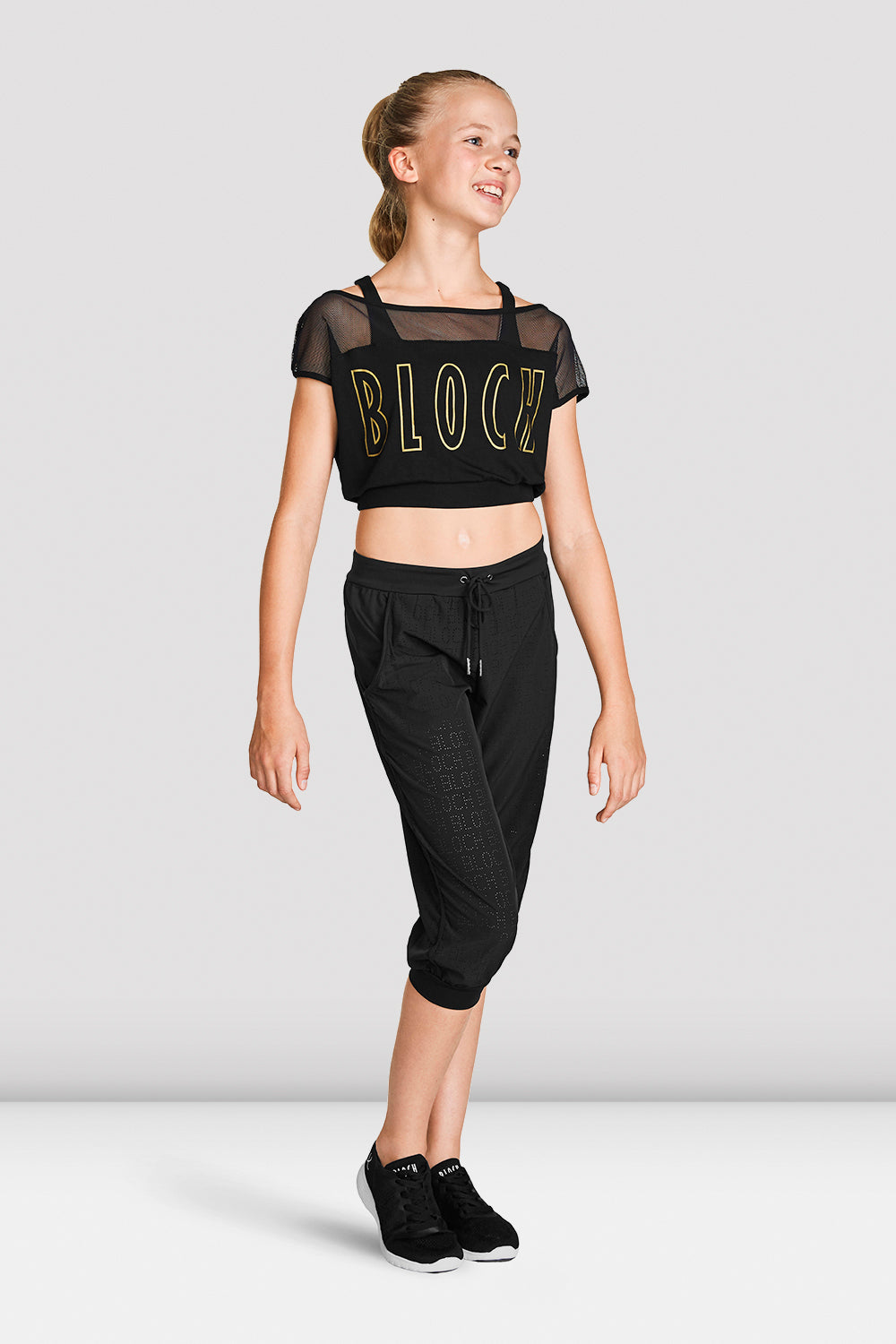 Girls Crop Pant - BLOCH US