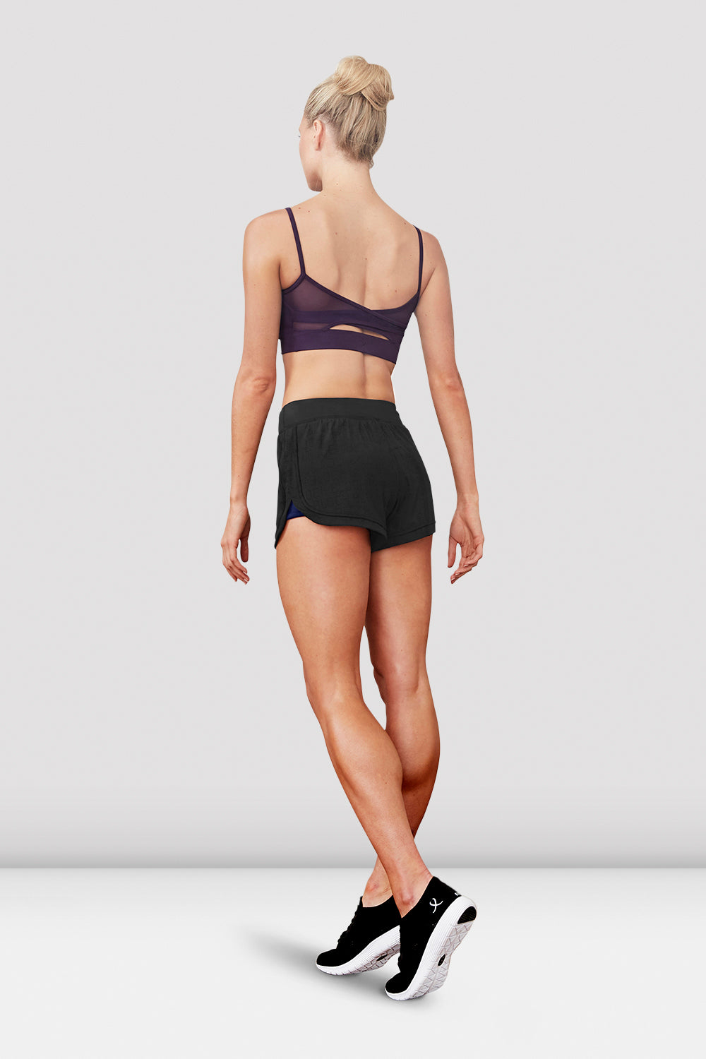 Ladies Adia Two Layer Short - BLOCH US