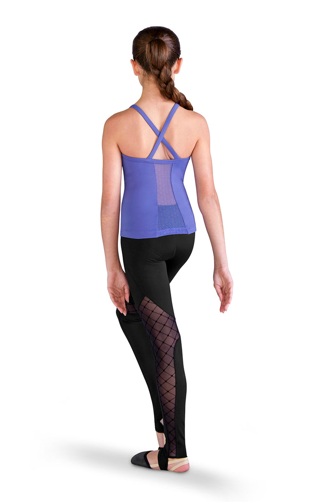 Girls X Back Cami Top - BLOCH US