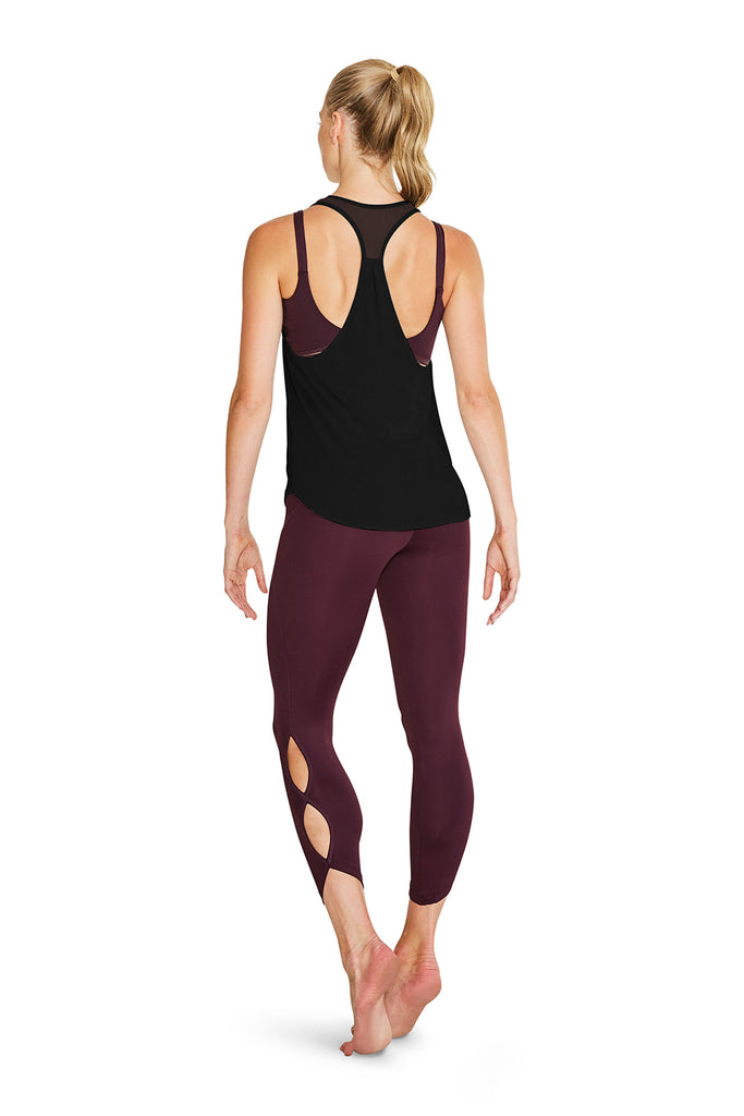 Ladies Hellena Racer Back Tank Top - BLOCH US
