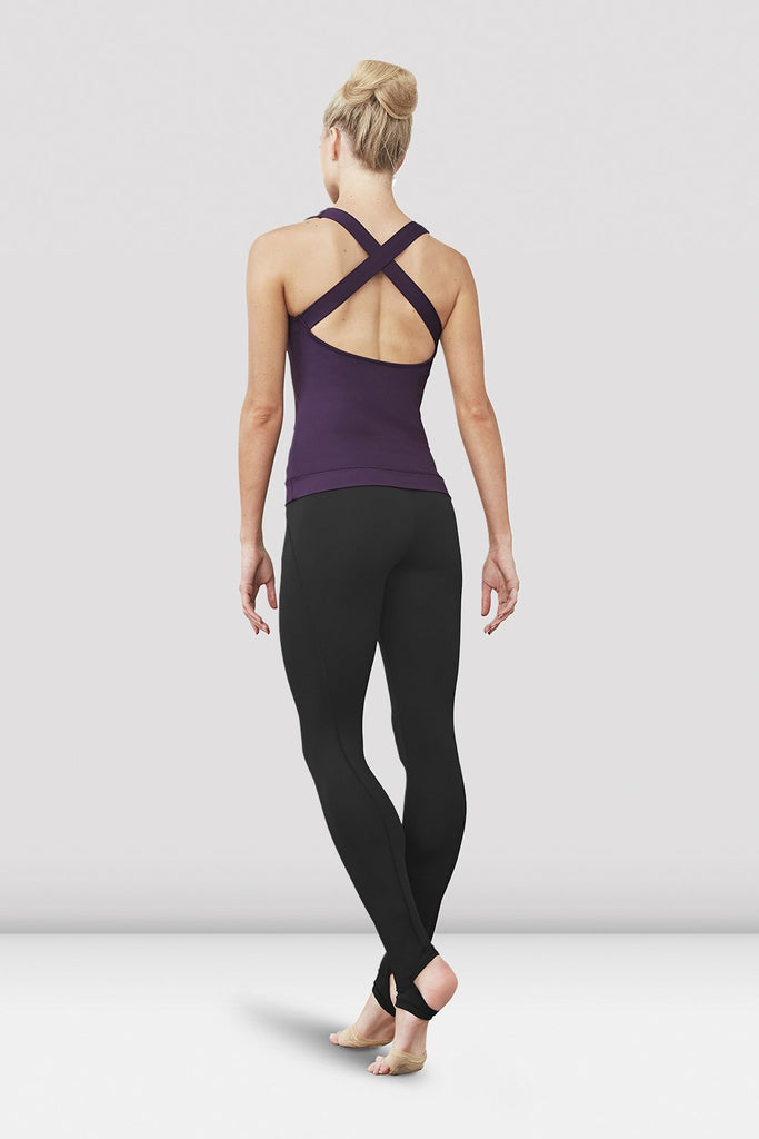 Ladies Divya Strap Back Top - BLOCH US