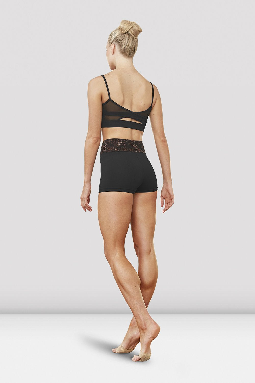 Ladies Becca Camisole Crop Top