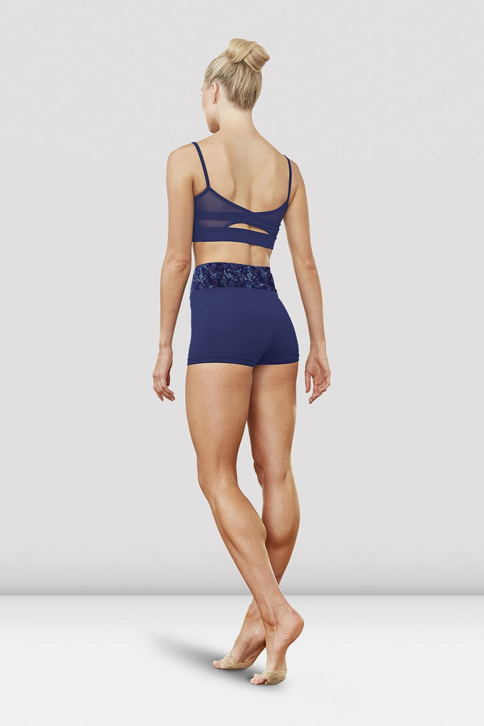 Ladies Becca Camisole Crop Top - BLOCH US