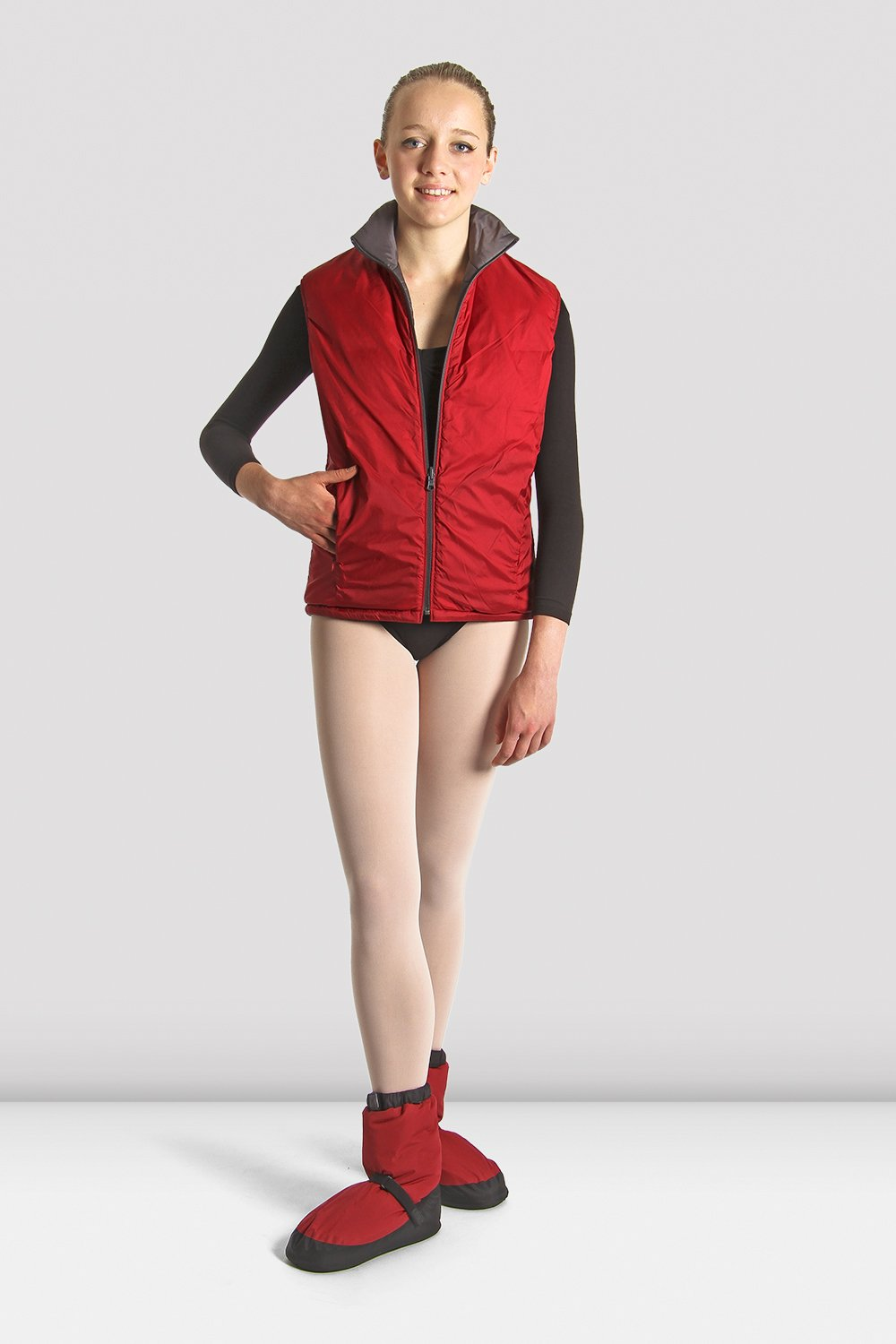 Adult Reversible Warm Up Vest