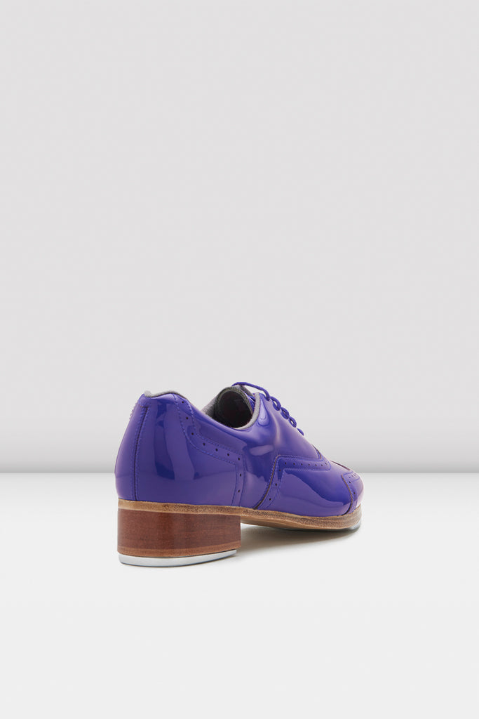 Mens Jason Samuels Smith Patent Tap Shoes
