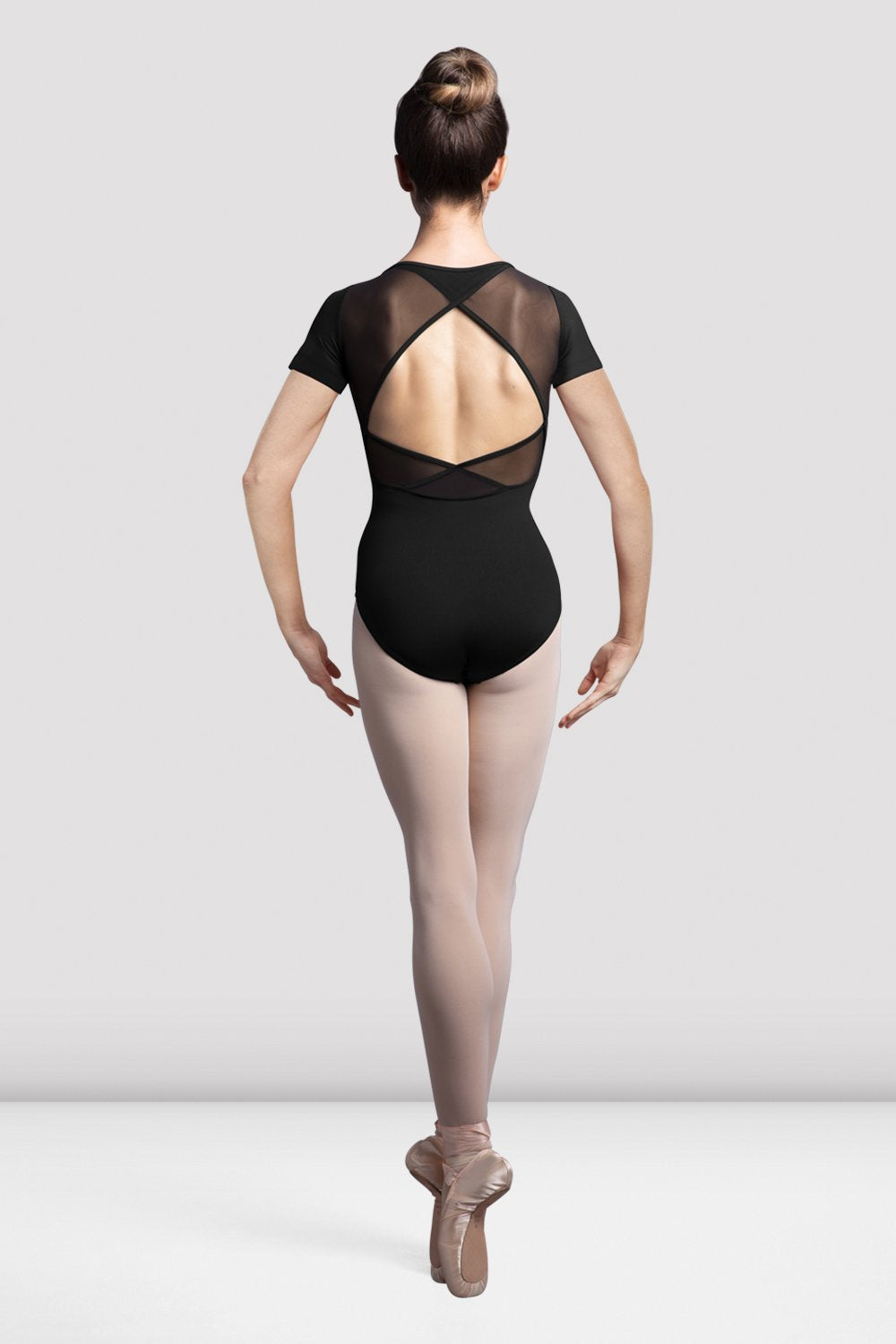 Ladies Vidalia Cap Sleeve Leotard - BLOCH US