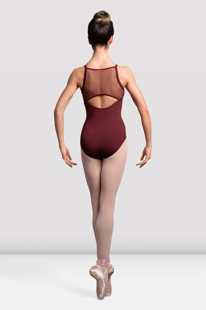 Ladies Miro Mesh Back Camisole Leotard - BLOCH US