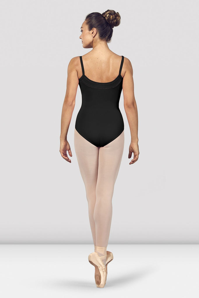 Ladies Davina Scoop Neckline Camisole Leotard - BLOCH US