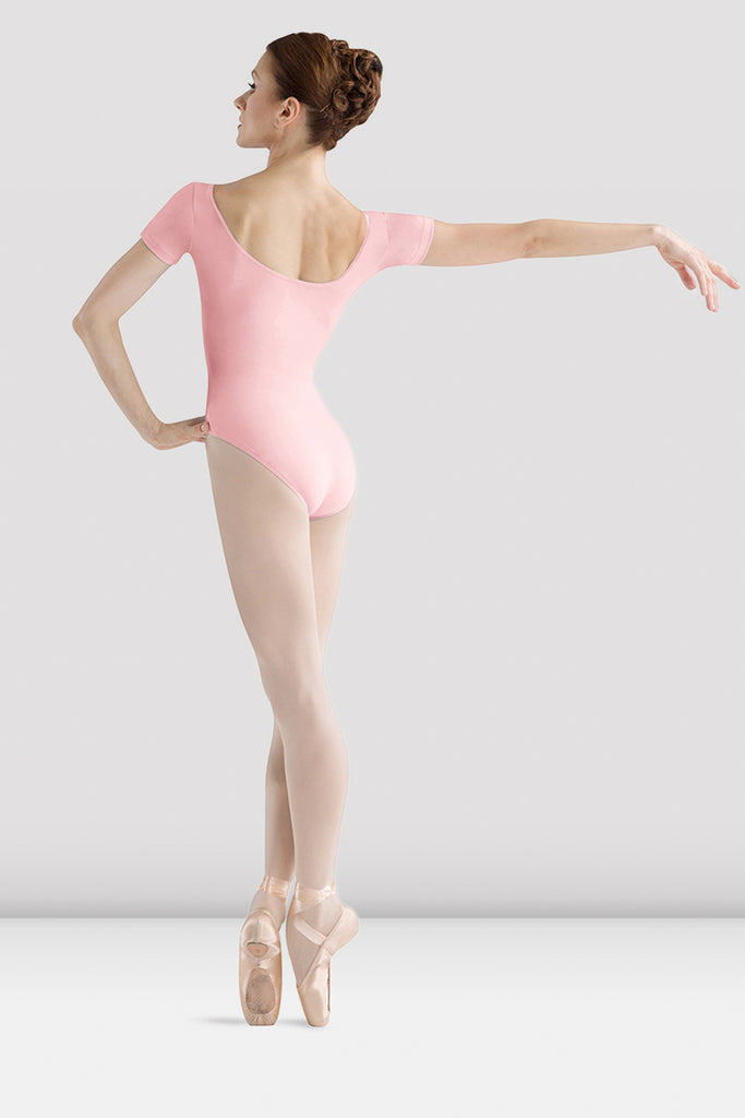 Ladies Cavalier Round Neck Leotard - BLOCH US