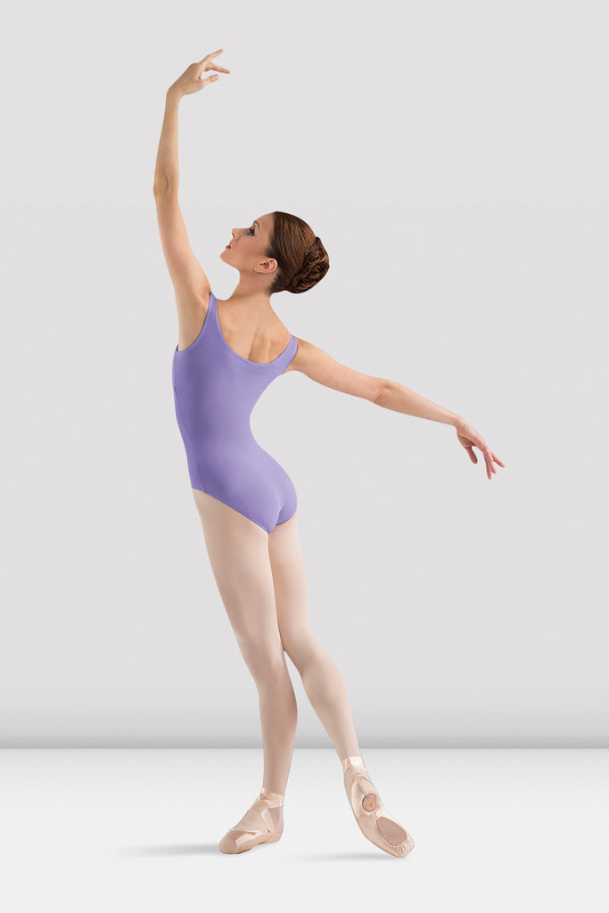 Ladies Ballerina Basic Tank Leotard - BLOCH US