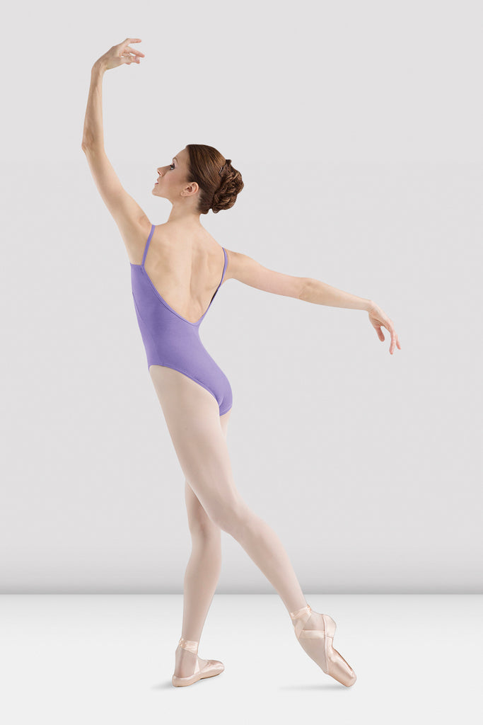 Ladies Sissone Low Back Leotard - BLOCH US