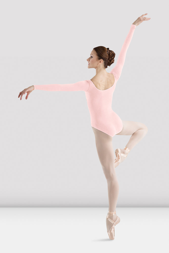 Ladies Premier Long Sleeve Leotard - BLOCH US