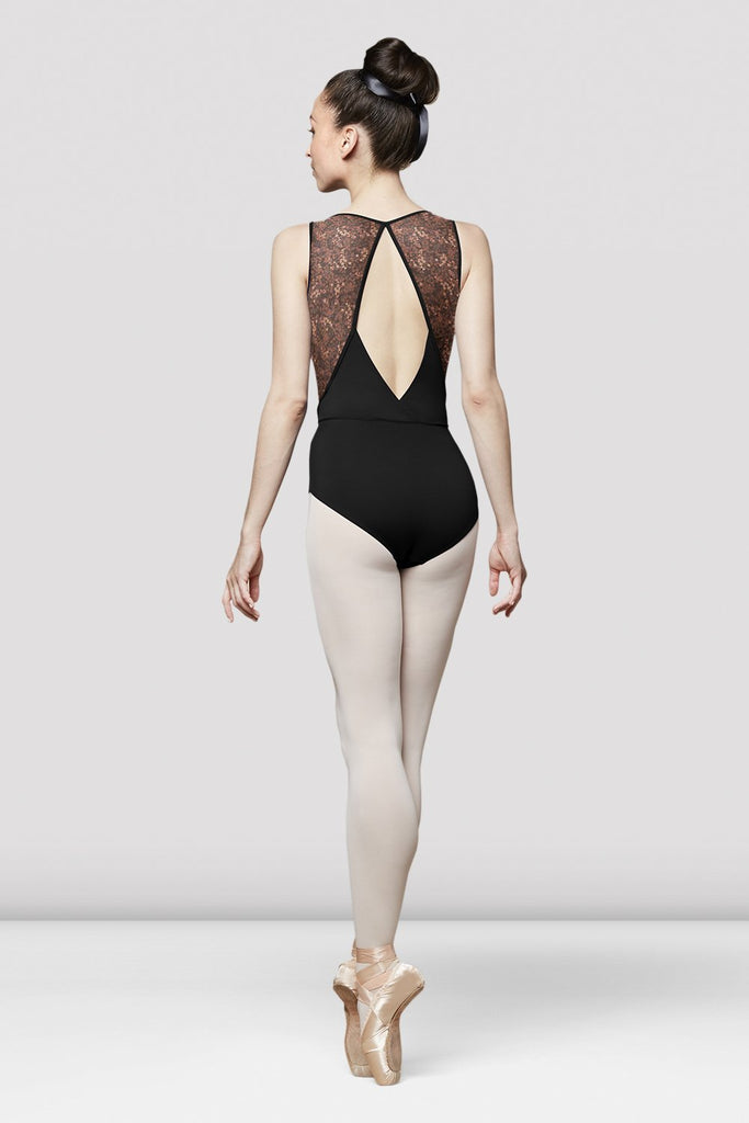 Ladies Mirja Open Back Tank Leotard