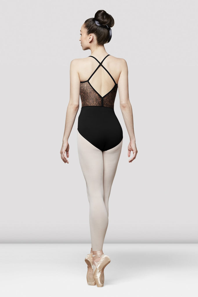 Ladies Saskia Open Back Camisole Leotard - BLOCH US