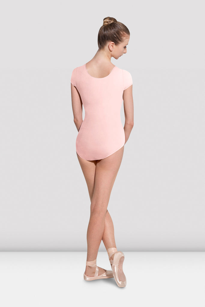 Ladies Betri Cap Sleeve Leotard - BLOCH US