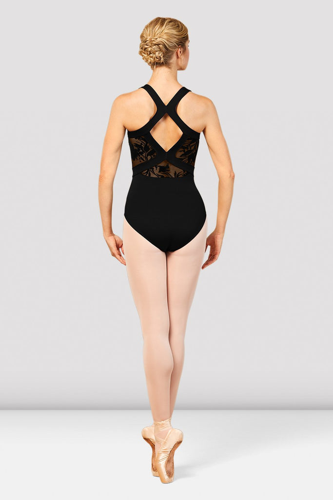 Ladies Sabel Wide Strap Leotard - BLOCH US
